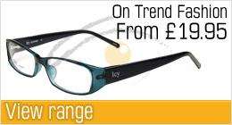 On Trend glasses